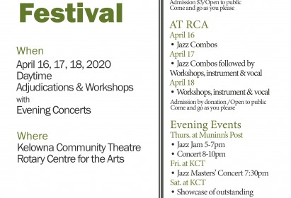 BC Jazz Festival