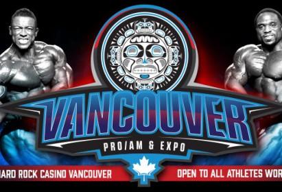 Vancouver IFBB Pro Qualifier