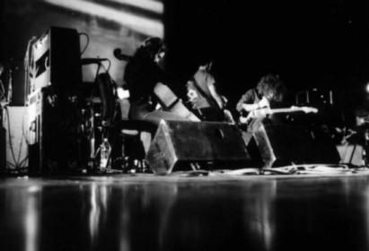 photo of the Band Godspeed