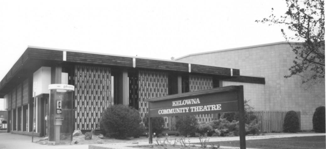 KCT circa 1965 Photo Credit: Kelowna Public Archives: KPA#3464