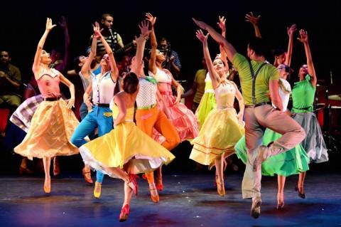 Lizt Alfonso Dance Cuba - Cuba Vibra!