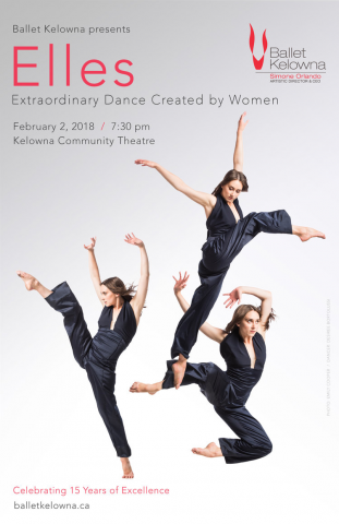 Ballet Kelowna: Elle