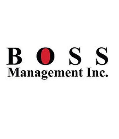 Boss management logo