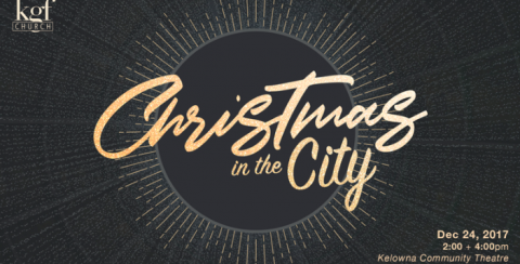 KGF Church - Christmas in the City 2017