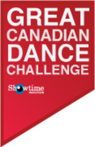 Great Canadian Dance Challenge Logo