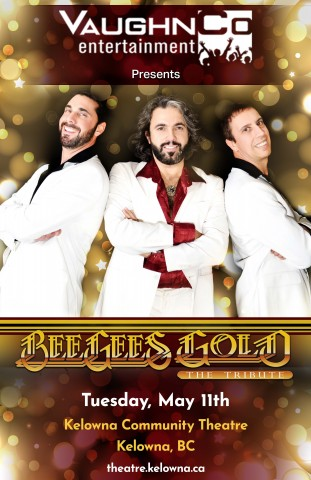 Bee Gees Gold poster