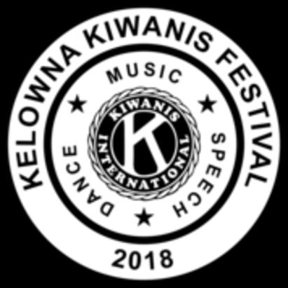 Kelowna Kiwanis Festival 2018