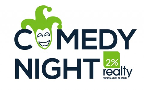 2% Realty Comedy Night