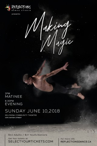 Reflections Dance: Making Magic 2018