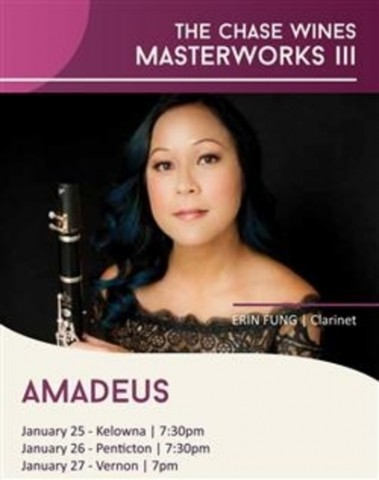 OSO: The Chase Wines Masterworks III - Amadeus