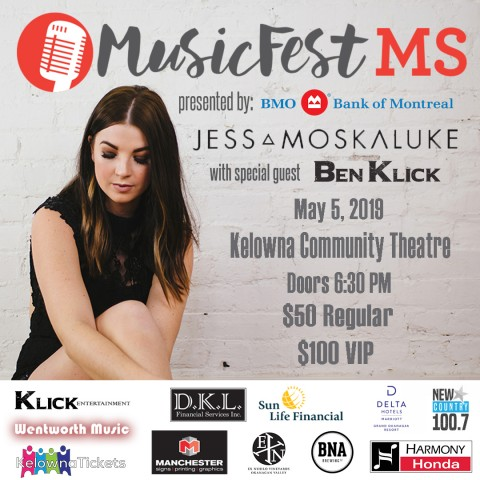 Music Fest MS Poster