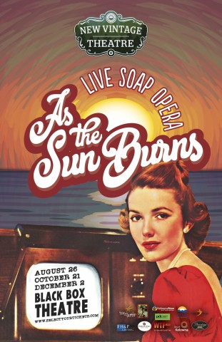 Murder Mystery Soap Opera: As the Sun Burns Series