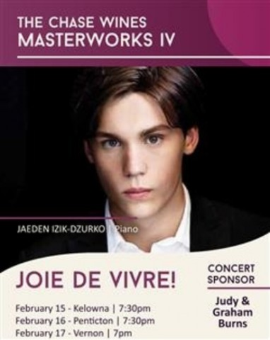OSO: The Chase Wines Masterworks IV - Joie De Vivre!