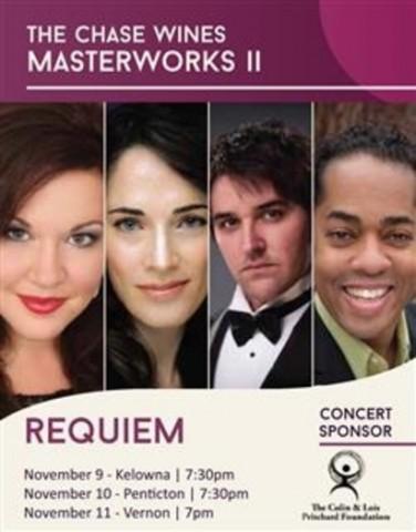 Okanagan Symphony Orchestra - Requiem