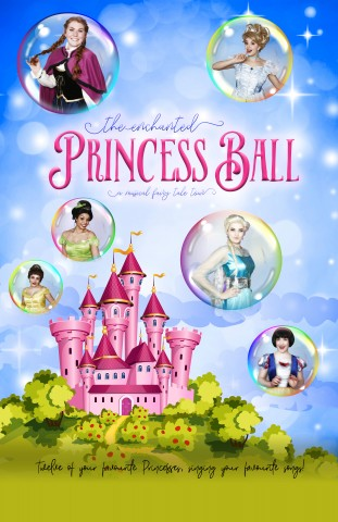 Princess Ball Photo