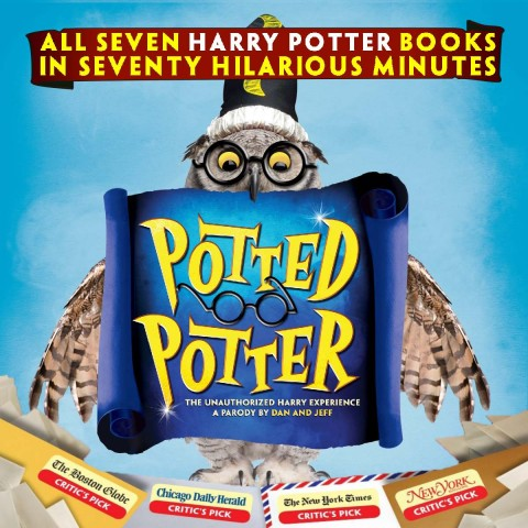 Potted Potter at the Kelowna Community Theatre