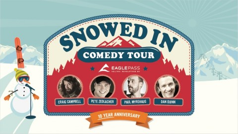Snowed In Comedy Tour