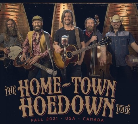 Tim and the Glory Boys-the Hometown Hoedown Tour photo