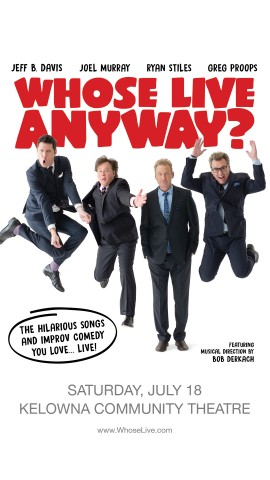Whose Live Is It Anyways Poster