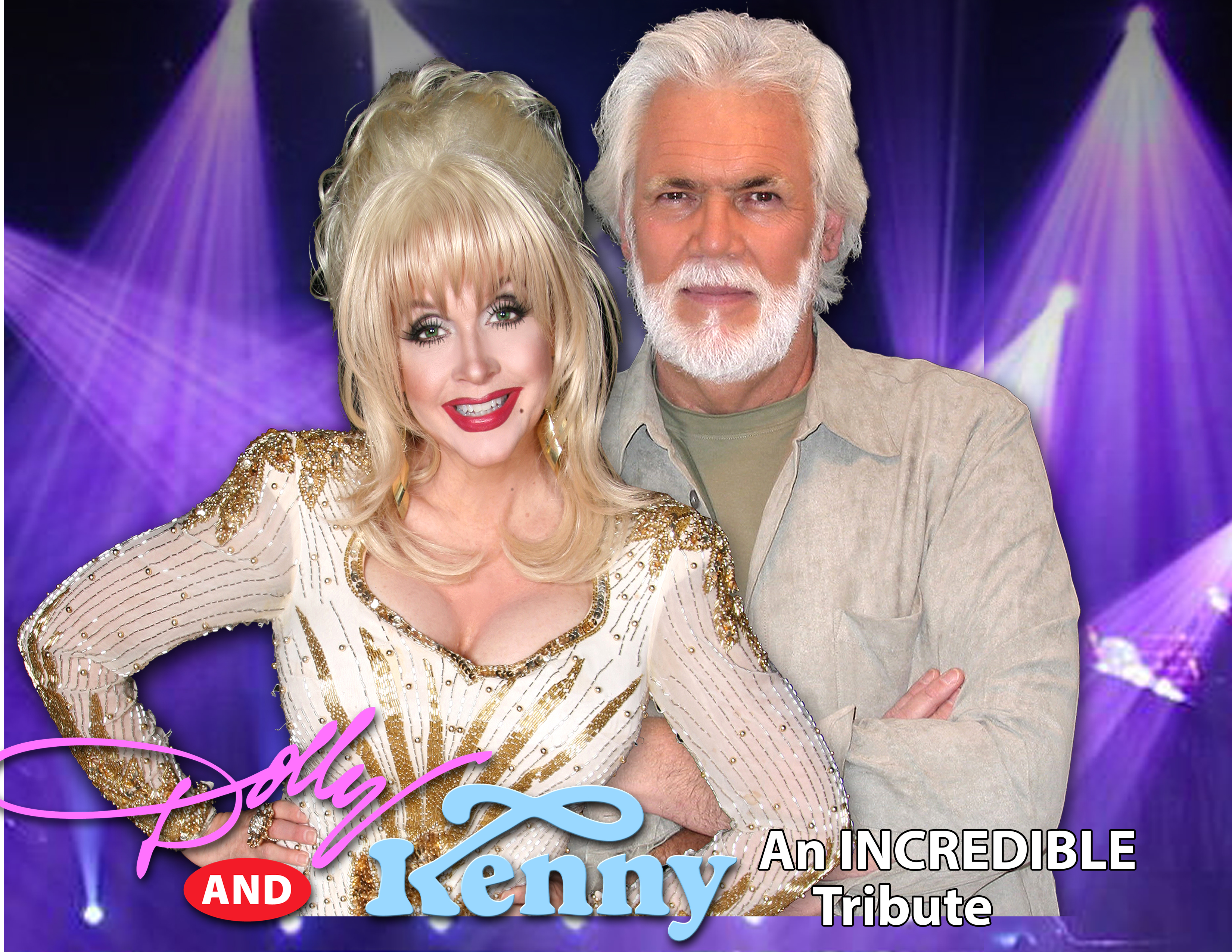 Dolly and Kenny Tribute   Kelowna Community Theatre